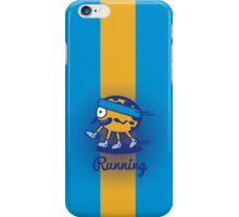 Digi-Fitties: Running iPhone Case/Skin