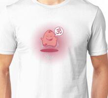 Digi-Fitties: Yoga Unisex T-Shirt