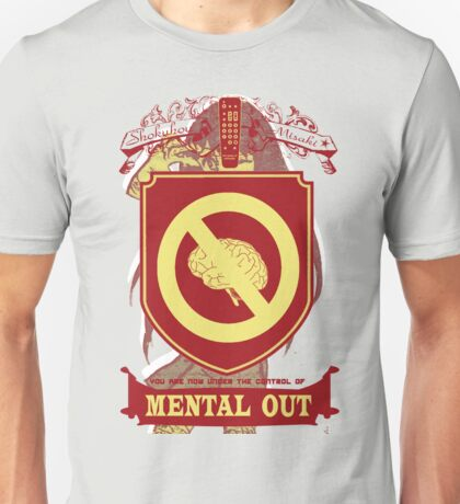 Mental Out 2nd Version Unisex T-Shirt