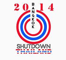 Bangkok Shutdown 2014 Unisex T-Shirt