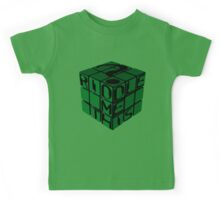 Riddle's Cube Kids Tee