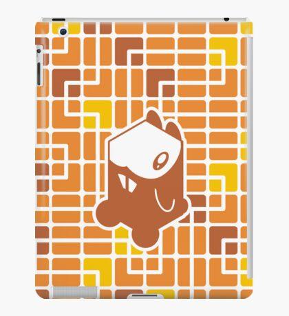 Cube Animals: The hamster iPad Case/Skin