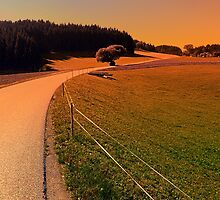 Hiking trip in summer time | landscape photography by Patrick Jobst