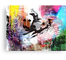 LaidyBird Lovers Canvas Print