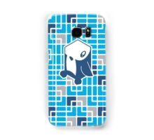 Cube Animals: The penguin Samsung Galaxy Case/Skin