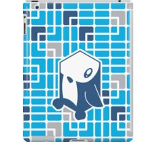 Cube Animals: The penguin iPad Case/Skin
