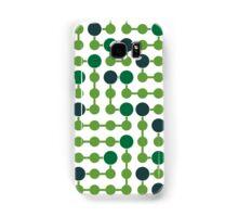 Mazes and patterns: platine Samsung Galaxy Case/Skin