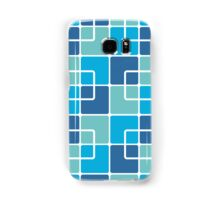 Mazes and patterns: squares Samsung Galaxy Case/Skin