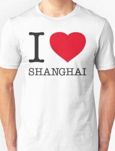 I ♥ SHANGHAI Unisex T-Shirt