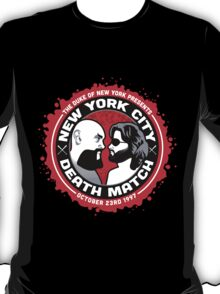 NYC Death Match T-Shirt