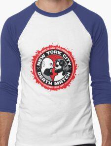 NYC Death Match Men's Baseball ¾ T-Shirt