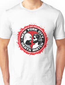 NYC Death Match Unisex T-Shirt