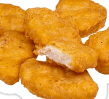 Chicken Nuggets Sticker