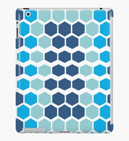 Mazes and patterns: rhombus iPad Case/Skin