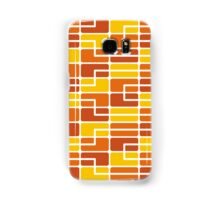 Mazes and patterns: rectangle Samsung Galaxy Case/Skin