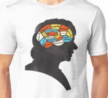 Bilbo Phrenology Unisex T-Shirt