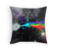 Dark Side Of The Moon Reloaded #1 Throw Pillow