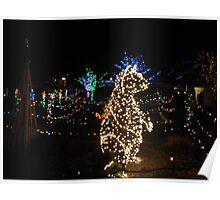 FESTIVAL of LIGHTS - Richmond, VA Poster