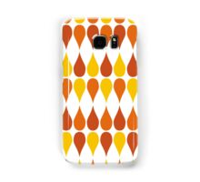 Mazes and patterns: drops Samsung Galaxy Case/Skin