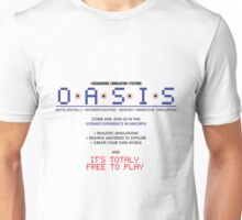 OASIS Ad Unisex T-Shirt