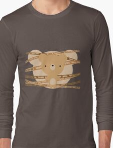 The stuffed toy of the bear Long Sleeve T-Shirt