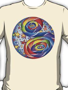 Stars N Stripes Mandala T-Shirt
