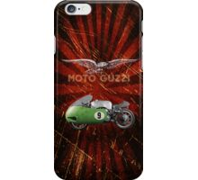 moto guzzi v8 historic bike iPhone Case/Skin