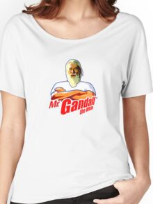 Mister Gandalf the White Women's Relaxed Fit T-Shirt