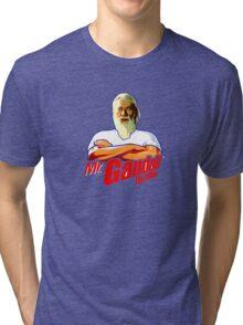 Mister Gandalf the White Tri-blend T-Shirt