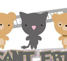Pleasant_Friends Sticker