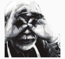 Hayao Miyazaki by Danyashal