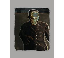 Frankenstein's Monster wants you Photographic Print