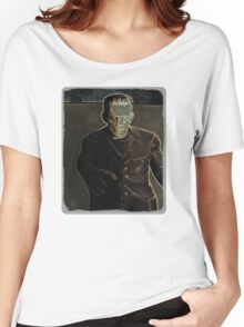 Frankenstein's Monster wants you Women's Relaxed Fit T-Shirt