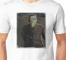 Frankenstein's Monster wants you Unisex T-Shirt