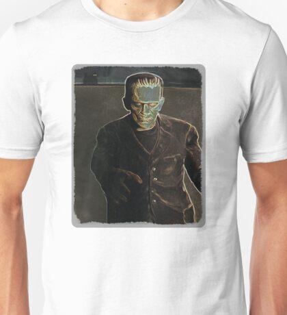 Frankenstein's Monster wants you Unisex T-Shirt