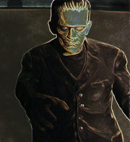Frankenstein's Monster wants you Sticker