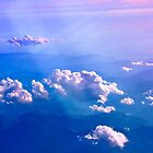 Over the Clouds by amira