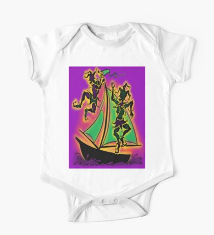 Mardi Gras Ship of Fools Kids Clothes