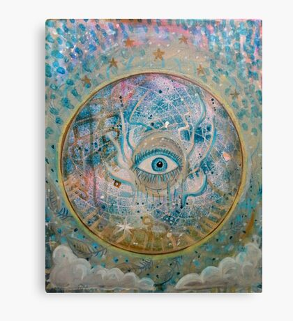 Sweet Dreams Catcher Canvas Print