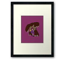 Annie tibbers Framed Print