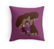 Annie tibbers Throw Pillow