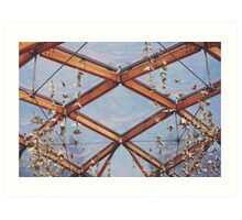 That great glass ceiling. Art Print