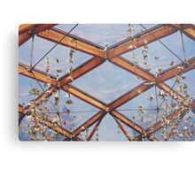 That great glass ceiling. Metal Print