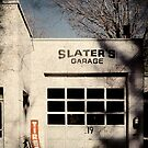 Slaters Garage by PineSinger