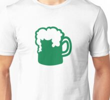 Green irish beer Unisex T-Shirt
