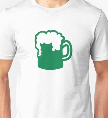 Green irish beer Unisex T-Shirt