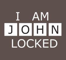 I AM JOHN LOCKED Kids Clothes