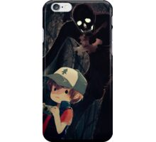Hide Behind iPhone Case/Skin
