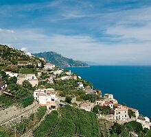 Italy. Amalfi Coastline by JessicaRoss