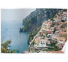 Italy. Amalfi Coastline Poster